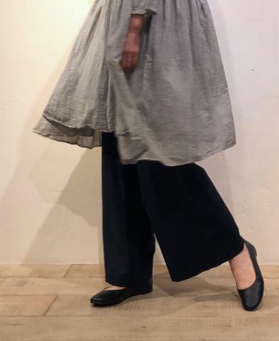 maison de soil - WIDE PANTS GNMDS2002TP