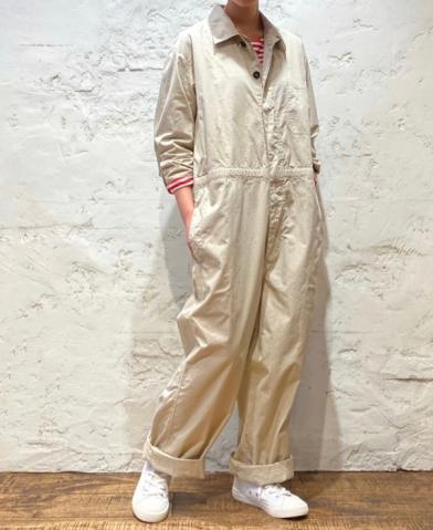 HTS 〜COTTON WORK OVERALLS〜