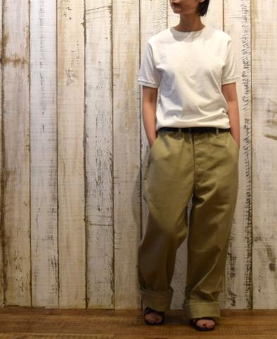 Goodwear 〜NGT9801 WHITE〜