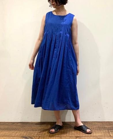 maison de soil COTTON SILK NO/SL DRESS