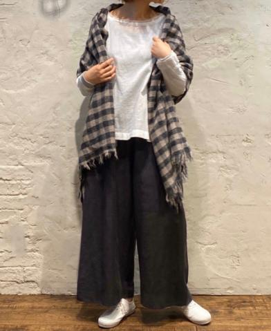 SOIL 〜COTTON VOILE LACE LACE PULLOVER〜
