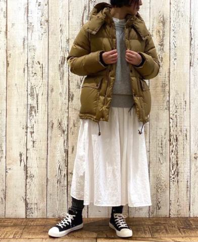 ARMEN〜FRONT ZIP&SNAP HIGH-NECK DETACHABLE HOODE〜