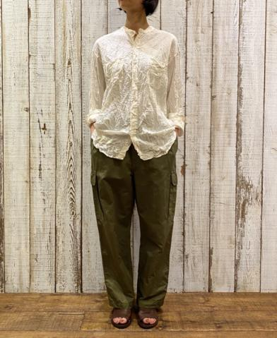 "Vas-y Lentement""CAMBRIC SHIRT""& HTS ""COTTON LINEN…"