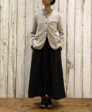 ARMEN 〜COTTON QUILT STAND COLLAR JACKET& DAYPACK〜