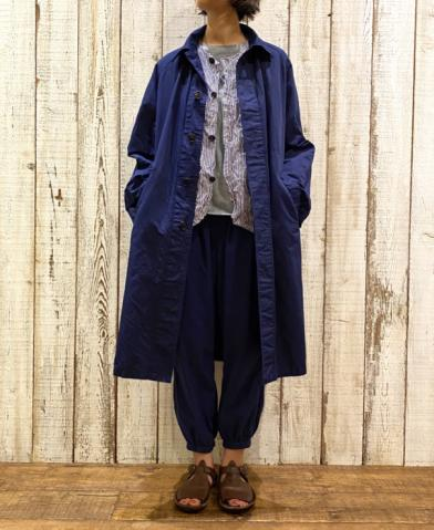 "Vas-y Lentement ""CAMBRIC"" & HTS ""COTTON LINEN"""