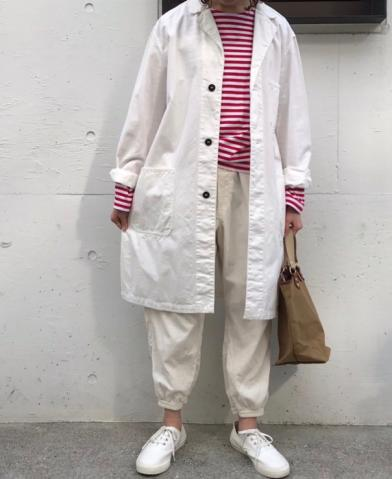 "ARMEN ""WORK COAT"" & Vas-y Lentement ""EASY PANTS"""