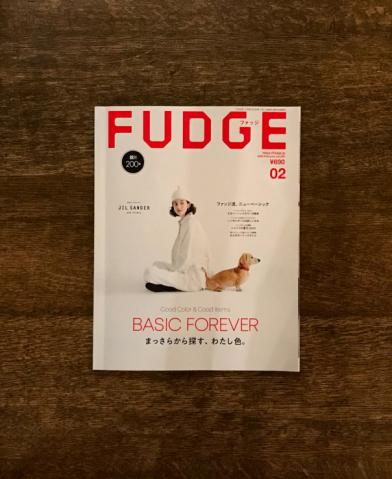 FUDGE VOL.200 2月号 2020