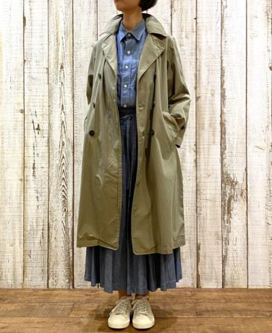 Modele Particulier ARMEN 〜DOUBLE BREASTED COAT〜
