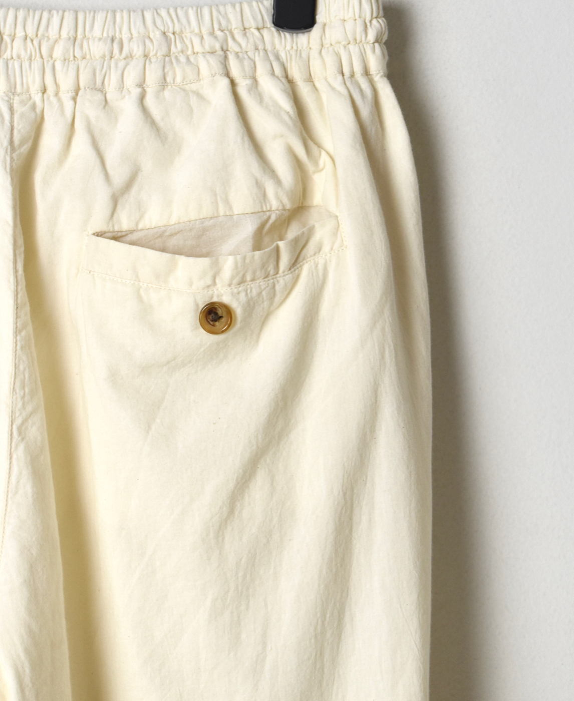 NVL2011CD 60'S ORGANIC CAMBRIC EASY PANTS