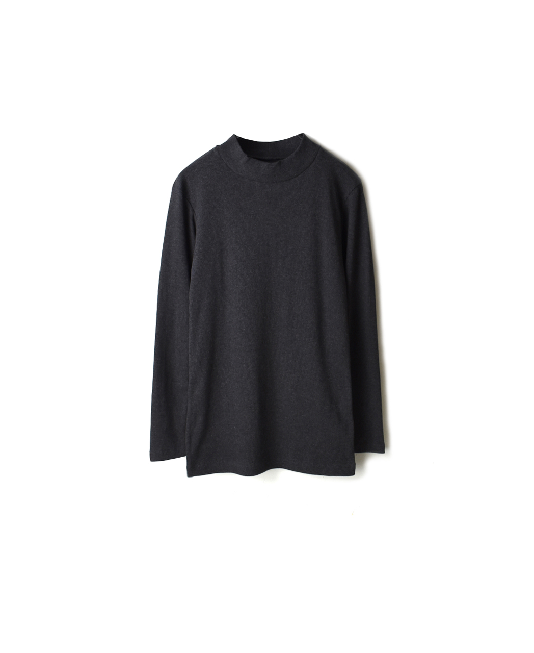 GNSL19552 40/1 TELECO TURTLE-NECK T-SHIRT