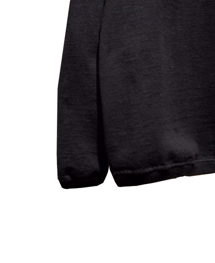 NGW9951 CREW NECK L/SL WITH CUFF&HEM RIB