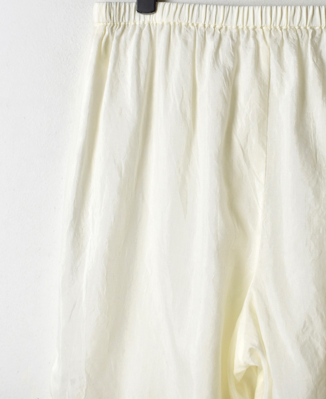 INMDS20143 COTTON SILK EASY PANTS WITH LACE