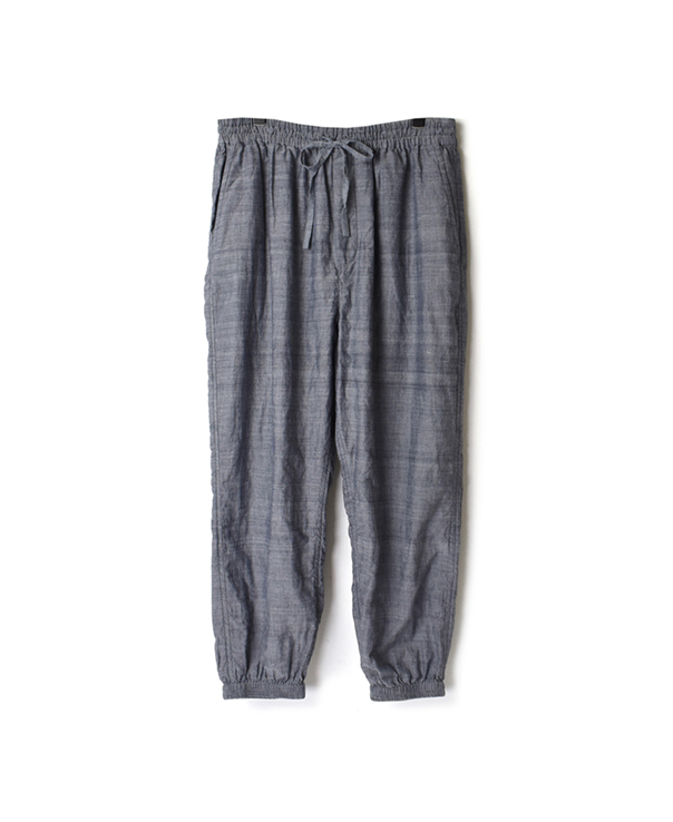 NVL2011HW HAND WOVEN COTTON EASY PANTS