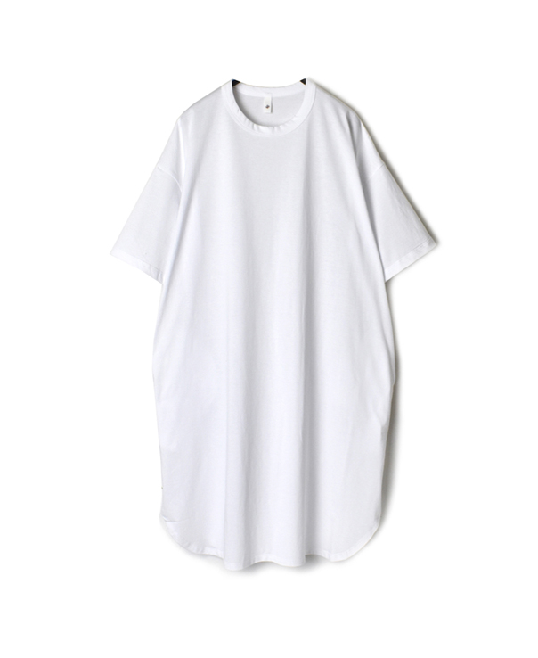 RNMDS2002 COTTON JERSEY CREW-NECK LONG T-SHIRT