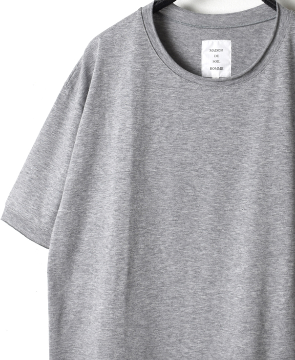 FMDSH1701 CUT OFF CREW-NECK T-SHIRT