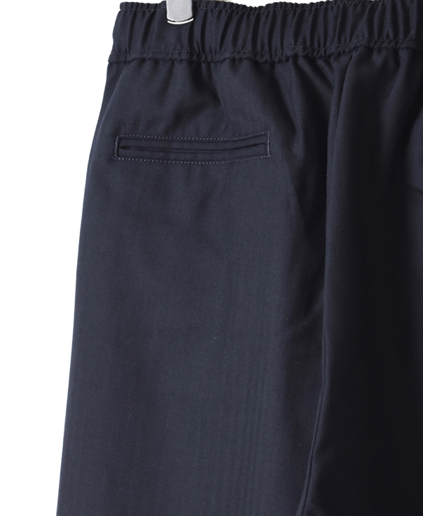 GNMDS2052 WOOL EASY PANTS