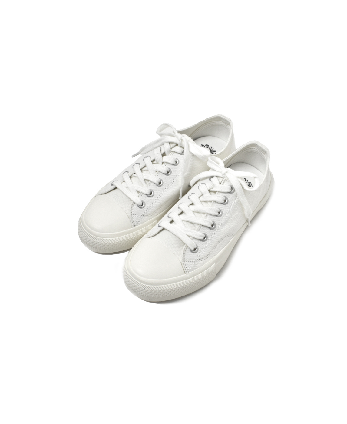 NAMC0701 LOW-CUT CANVAS SNEAKER