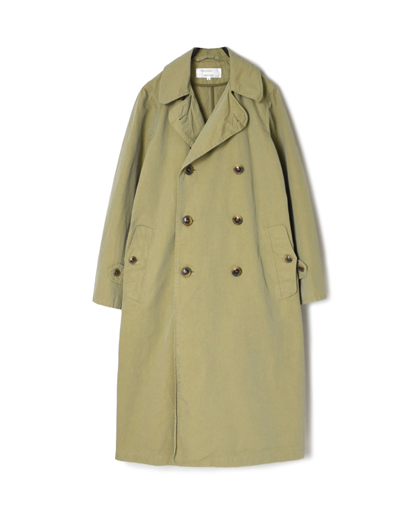 NMPA1701 DOUBLE BREASTED COAT (FULL SLEEVE)