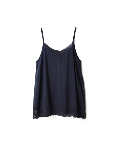 INMDS20141 COTTON SILK 2WAY CAMISOLE WITH LACE