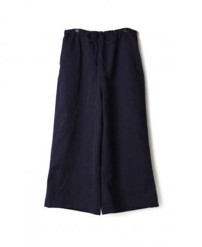 NHT1713CL COTTON LINEN EASY PANTS