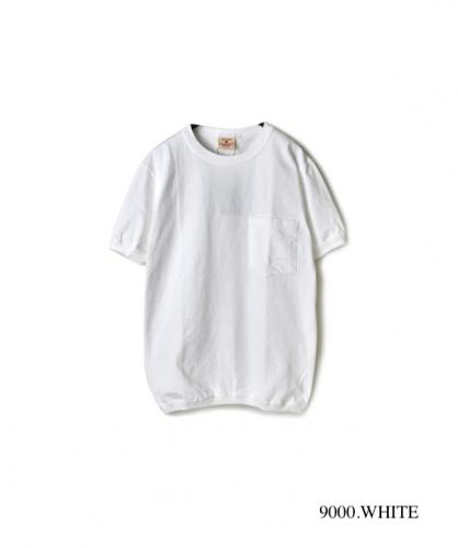 NGT9801P CREW NECK S/SL POCKET-T CUFF AND HEM RIB