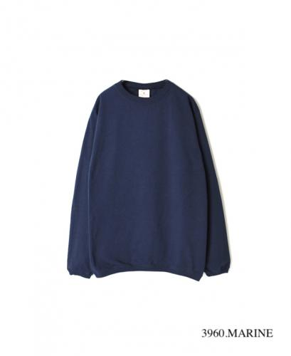 NGW9951 CREW NECK L/SL WITH CUFF & HEM RIB