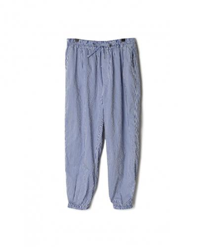 NVL2011SW PRINTED CAMBRIC EASY PANTS