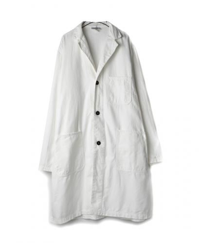 NAM1802CH LIGHT WEIGHT HERRINGBONE SHOP COAT