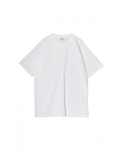 NFA1802 COTTON JERSEY CREW NECK OVERSIZED S/SL T-SHIRT
